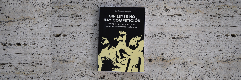 Una imagen del libro Sin Leyes No Hay Competición de Alex Barbarà