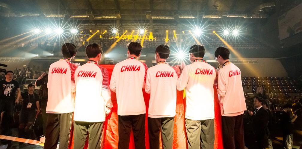 Alex Barbarà - China reconoce esports como una profesión