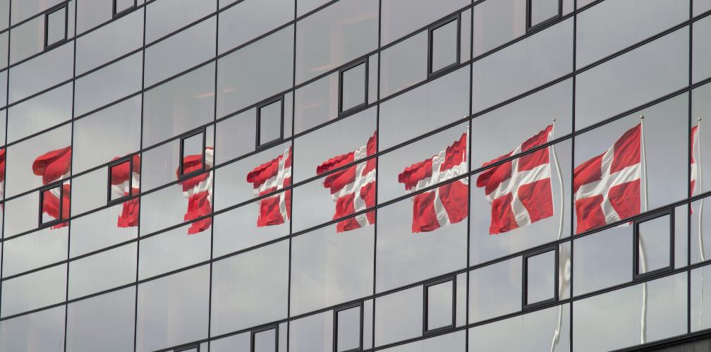 banderas Dinamarca