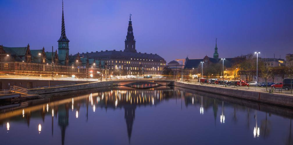 sede del gobierno danés