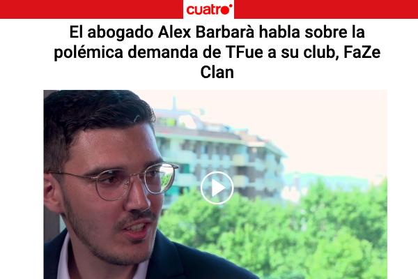 entrevista alex barbarà cuatro