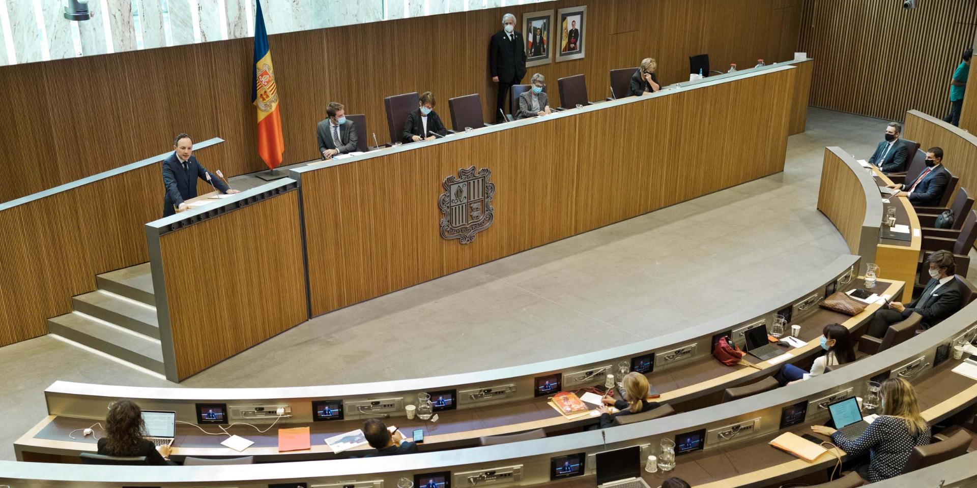 Imagen de Consell General Principat d'Andorra